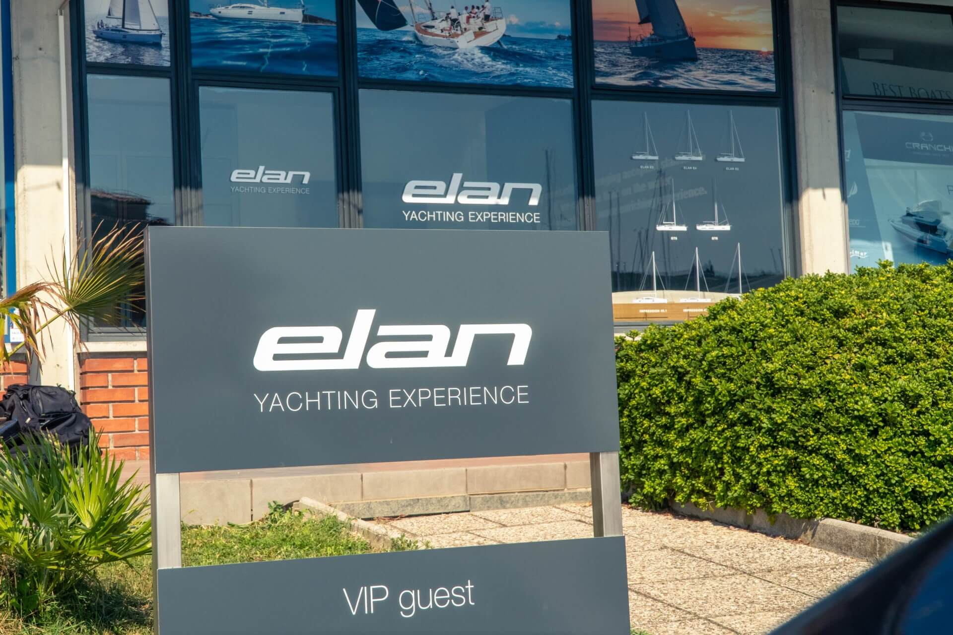 Elan Yachting Experience